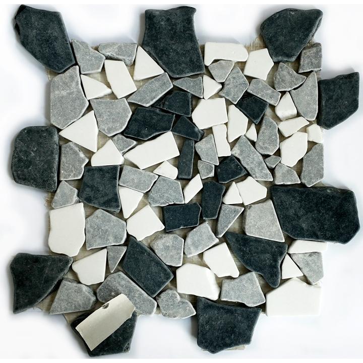 Macedonian, Thassos, Creta  mozaika kamienna