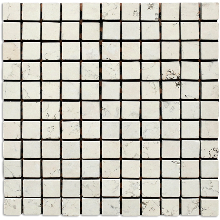 Bianco Perlino mozaika kamienna
