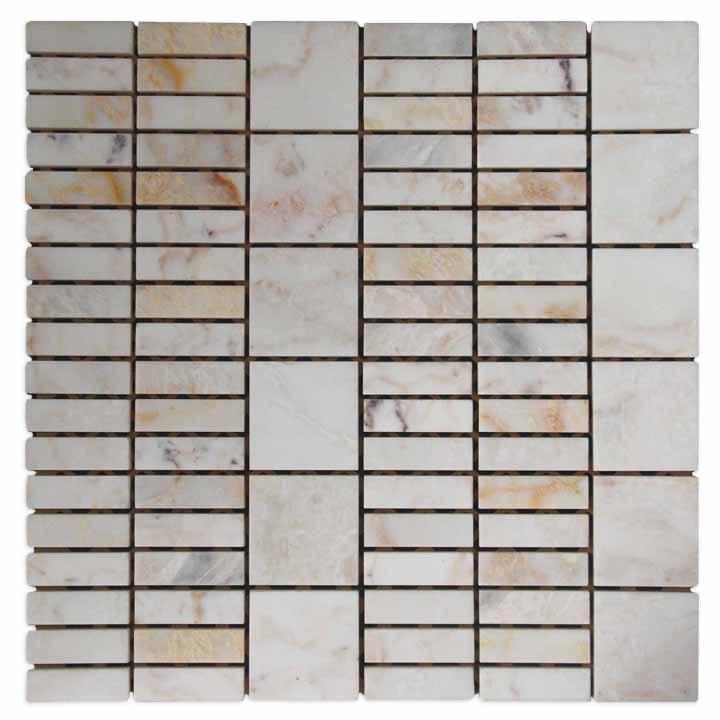skyros light mozaika kamienna