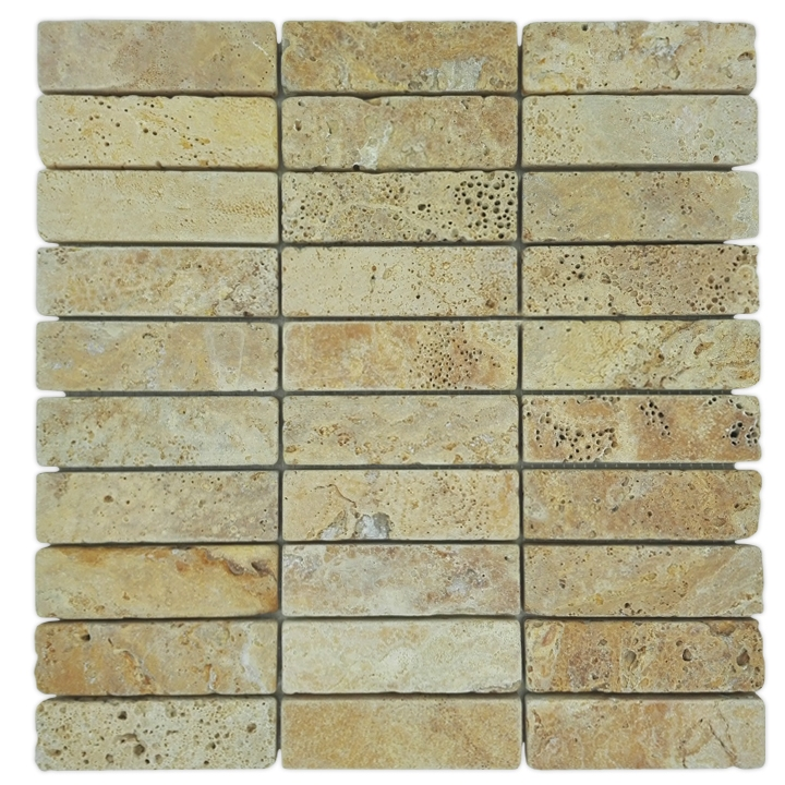TRAVERTINO GOLD mozaika kamienna