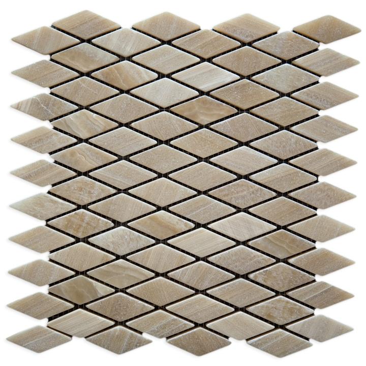 Onyx mozaika kamienna