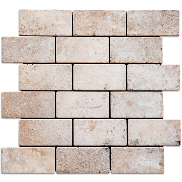 Travertino Beige mozaika kamienna