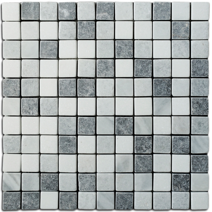 Crystalina, Creta Grey mozaika kamienna