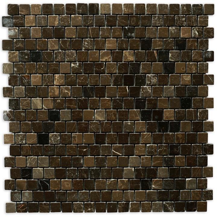 Golden Brown Chios mozaika kamienna