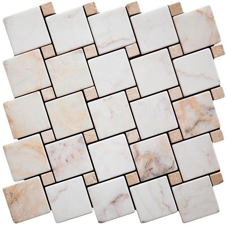 Skyros,  Breccia mozaika kamienna