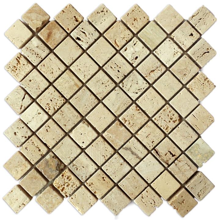TRAVERTINO ROMANO mozaika kamienna