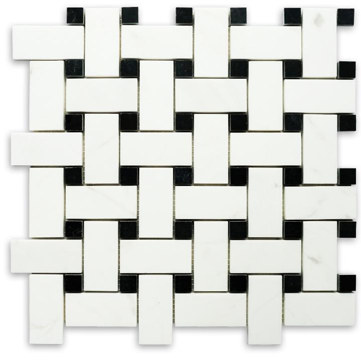 Ariston White, Macedonian Black Mozaika kamienna