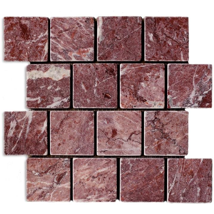 Ritsona Red mozaika kamienna