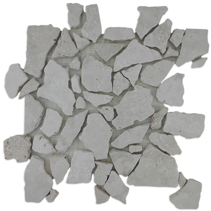 Travertino Navona mozaika kamienna