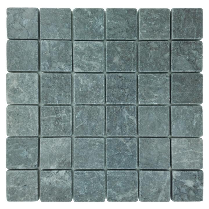 Verde Guatemala mozaika kamienna