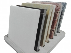 Płytki marmurowe 40x40x2 cm