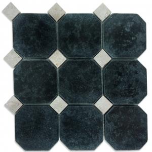 Macedonian Black, Ioannina mozaika kamienna
