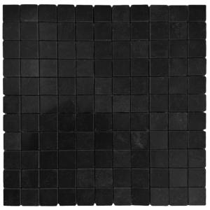 Macedonian Black mozaika kamienna