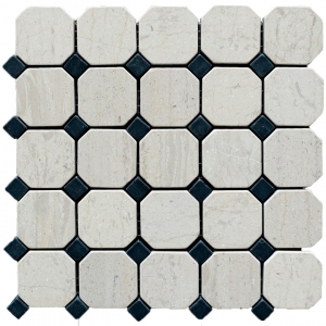 Ioannina Special, Macedonian Black mozaika kamienna