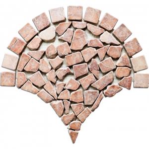 ROSSO VERONA  mozaika kamienna