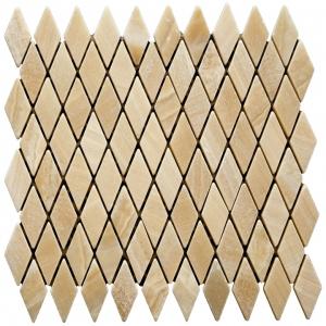 Onyx Yellow mozaika kamienna