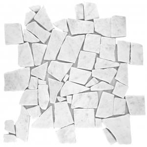 Ariston White mozaika kamienna