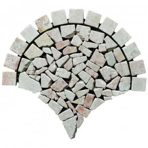 DESER PINK  mozaika kamienna