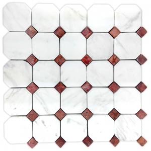 Volakas, Ritsona Red mozaika kamienna