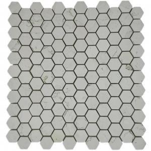 Rosso Perlino mozaika kamienna
